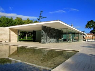 ტრავერტინი და თანამედროვე არქიტექტურა